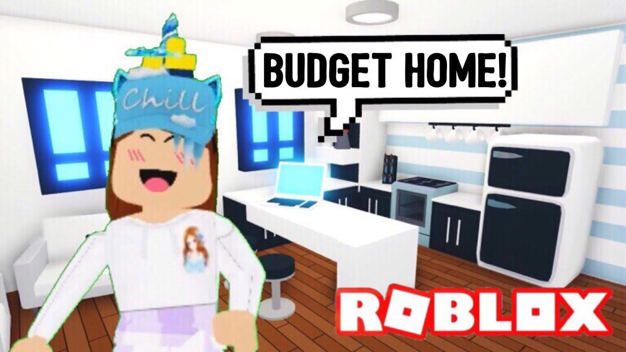 Modern Budget Home Design Ideas Building Hacks Roblox Adopt Me Starter Home Its Sugarcoffee