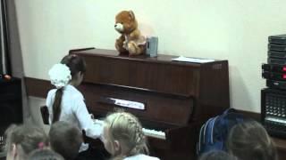 Шербургские зонтики фортепиано (Мишель Легран)