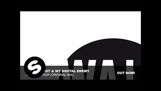 Rob Marmot & My Digital Enemy - African Drop (Original Mix)