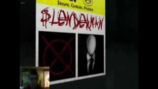 Damien Plays SCP Containment Breach: Sle...