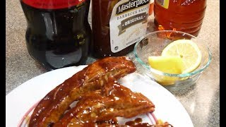 Coca-Cola Barbecue Marinade ,  Delicious on Meats and Vegetables