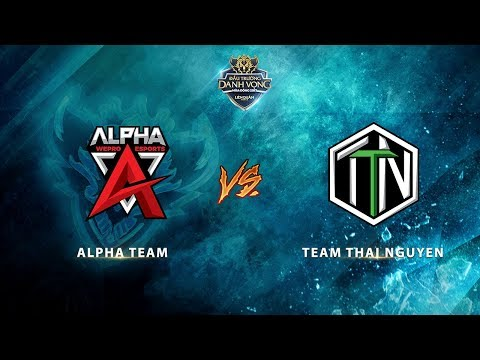 Alpha Team vs TTN [Vòng 7 - Ván 3] [01.10.2017]