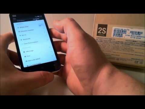 Xiaomi Mi2S en test vidéo par le blog Chinandroid