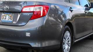 2014 Toyota Camry - HONOLULU, HI