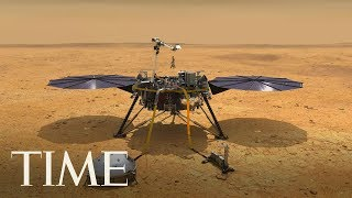 Coverage Of The Mars InSight Landing, First American Spacecraft To Land Since 2012 | TIME