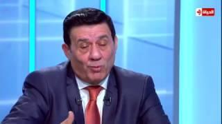 فيديو.. مدحت شلبي يكشف رأيه  في تولي علاء مبارك رئاسة اتحاد الكرة