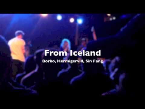 Reykjavik Calling - Neumos 2013