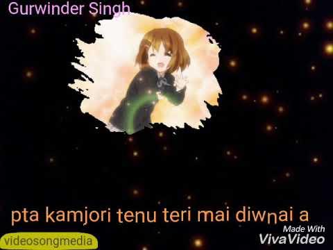 Brobar boli song || Nimrat khaira ||| whatsapp status video |