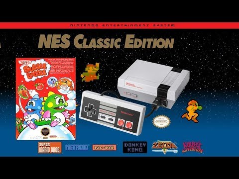 Bubble Bobble - NES Classic | VGHI Play 'n' Chat Live Stream