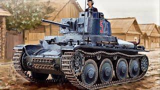 Чехословацкие танки времен второй мировой войны. Бронетехника Второй Мировой Войны. Танки Вермахта