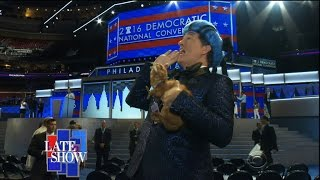 Hungry For Power Games: Democratic National Convention Edition by : The Late Show with Stephen Colbert