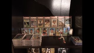 Baseball Collector 700 Sub YouTube Hall of Fame Response Video