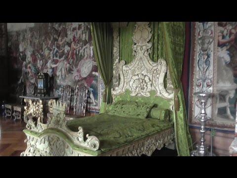 Danmark. Frederiksborg slot indvendigt. Hillerød.