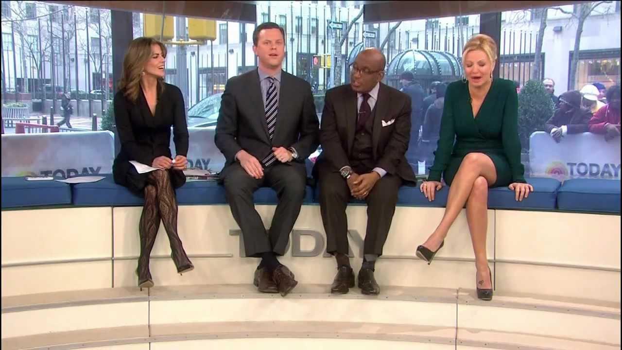 Michelle Beadle Heels Michelle Beadle - legg...