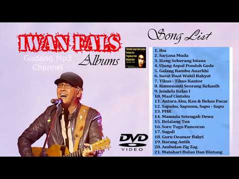 Full Album Iwan Fals MP3 Lagu Pilihan