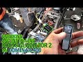 UNBOXING AND INSTALLING ROOTS GLADIATOR II SECURITY SYSTEM IN BAJAJ DOMINAR 400.