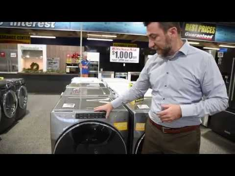 Appliance Review: Whirlpool Laundry WFW6620 VS WFW5620