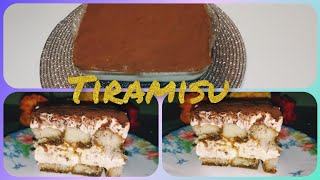 Tiramisu Recipe  Easy Tiramisu cake  No Bake Dessert