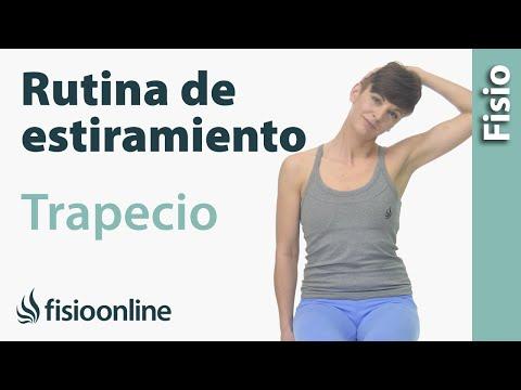 Estira el trapecio y mejora tu dolor de cuello y espalda ...