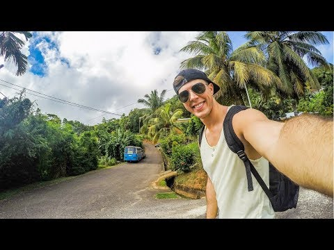 Alone in SEYCHELLES Ep. 1 - HIKING
