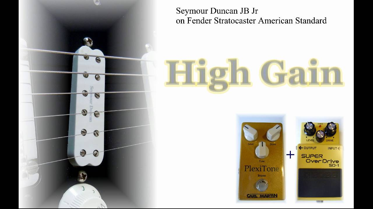 Seymour Duncan JB Jr Pickup | Humbucker Soup on