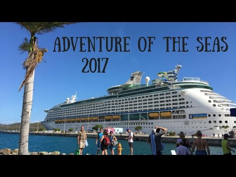 [HD] Adventure of the Seas vacation 2017 | GoPro HERO 5 black