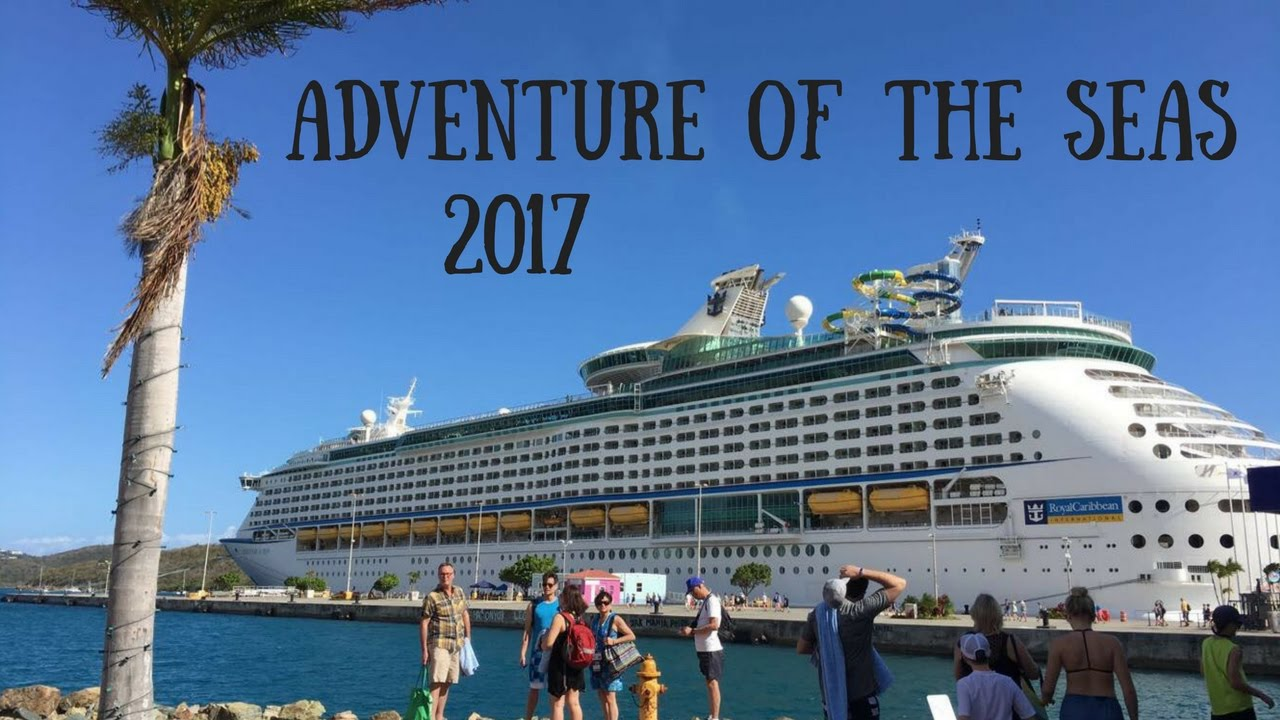 Hd Adventure Of The Seas Vacation 2017 Gopro Hero 5