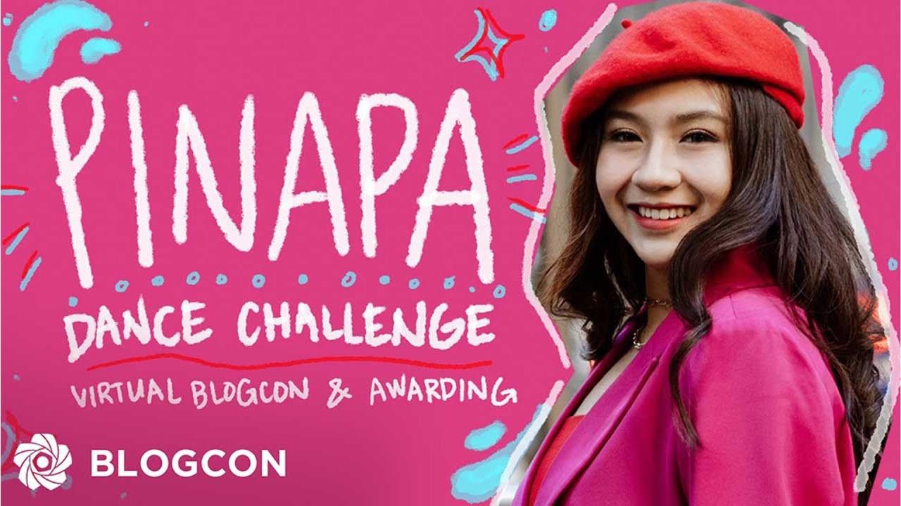Pinapa Dance Challenge Virtual Blogcon & Awarding