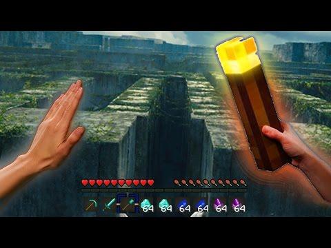 Realistic Minecraft - REALISTIC MAZE RUNNER IN MINECRAFT !? - (Minecraft Roleplay)