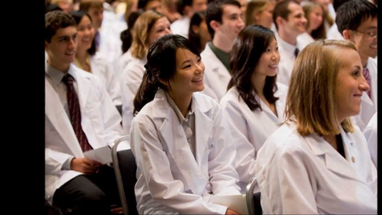 White Coat Ceremony and Match Day at UVA Medical School - YouTube