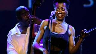 Carmen Lundy Quartet - Never gonna let you go  - Chivas Jazz Festival 2001