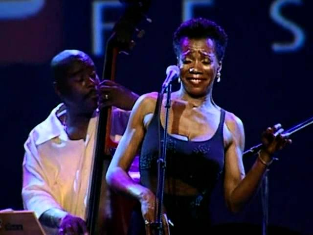 Carmen Lundy Quartet | Never gonna let you go  | Chivas Jazz Festival 2001