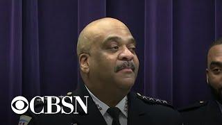 Chicago's top cop Eddie Johnson announces retirement