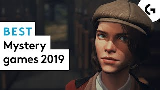 Best mystery games to play in 2019