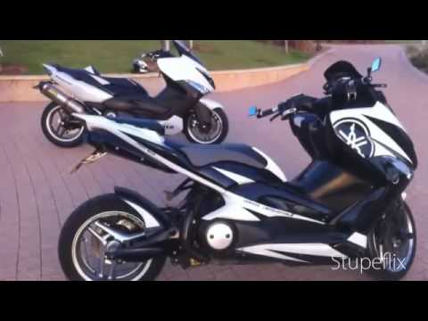 tmax new design 2017 tmax with yamaha r1 youtube. Black Bedroom Furniture Sets. Home Design Ideas