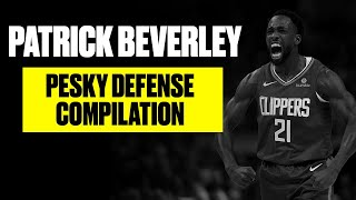 Patrick Beverley Is A Force On Defense