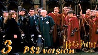 Гарри Поттер и Тайная Комната прохождение PS2-версия #3 Поганые грибы, псы-призраки и куча чертиков
