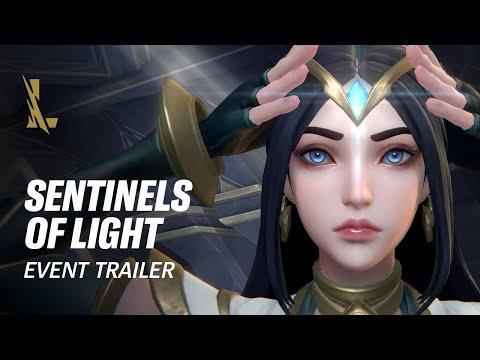 Sentinels of Light | Official Event Trailer - League of Legends: Wild Rift