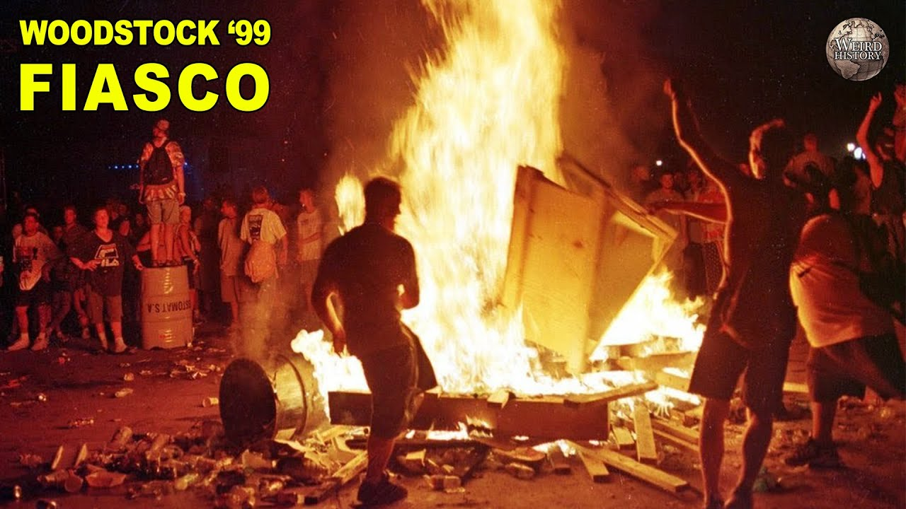Download How Woodstock '99 Went Off the Rails