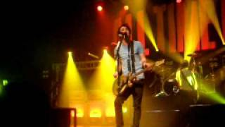 All Time Low -- Dear Maria, Count Me In [Dublin 1/3/11]