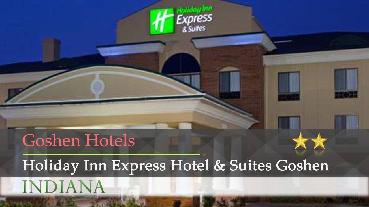 Holiday Inn Express Hotel Suites Goshen Hotels Indiana