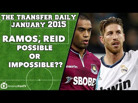 Transfer Daily | Ramos, Reid - Possible or Impossible??