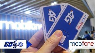 Mobifone cho thuê bao 'ruột' đổi miễn phí sim 4G | VTC