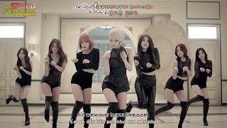 [Vietsub + Engsub + Kara] AOA (Ace Of Angels) - Like A Cat