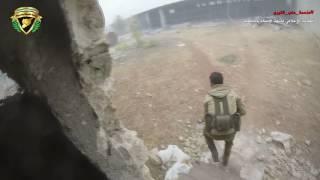 مشاهد رهيبة لإقتحام المجاهدين لحصون النظام النصيري ملحمة حلب الكبرى