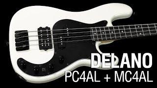 Delano PC4AL + Custom MC4AL
