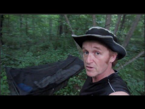 night out with the warbon  ridgerunner bridge hammock   youtube  rh   youtube