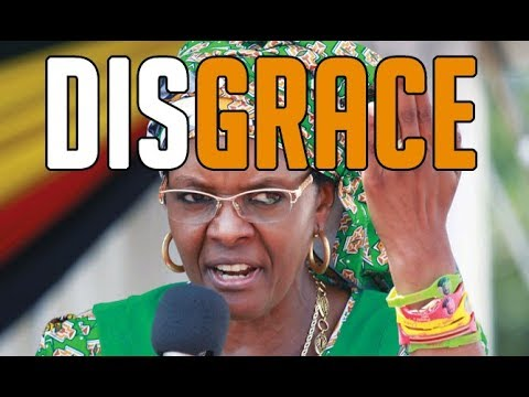 DisGrace Mugabe | South Africa