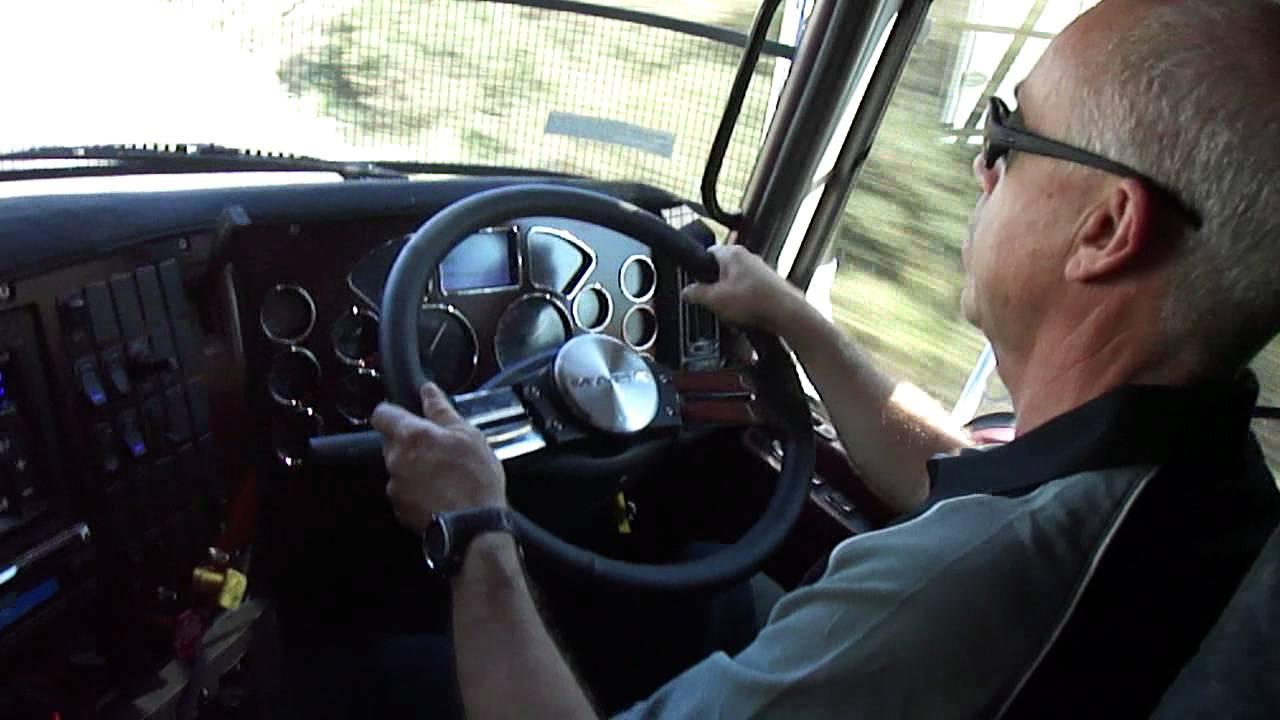 Mack Truck For Sale >> Mack 685hp Superliner - YouTube