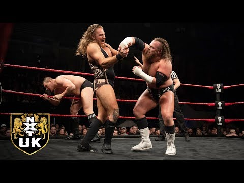 Pete Dunne & WALTER battle The Coffey Brothers: NXT UK highlights, March 13, 2019